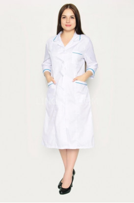 Халат медицинский женский Арт. МТ-2